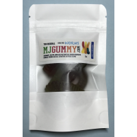 MJ Gummy Worms (Original & CBD)