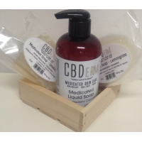 CBDerm™ Soap Combo Pack